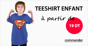 tee shirts enfant