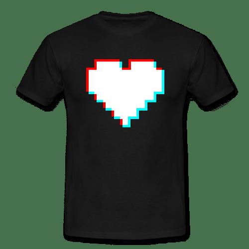8 Bit Heart Glitch