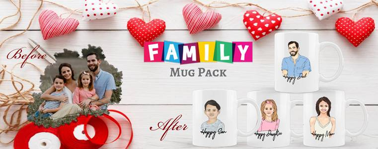 mug family